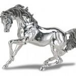 Beautiful silver figurine made by Italian silver masters Valenti & Co Silver