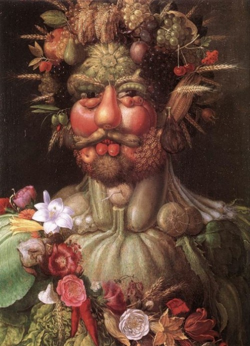 Vertumnus, The Arcimboldo Effect