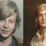 Victims - Darrell Sampson (left) and Gregory Godzik (right). Sampson was found buried beneath Gacy's dining room floor. Godzik was buried in the crawl space.