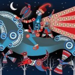 Beautiful Illustrations by Lesley Barnes