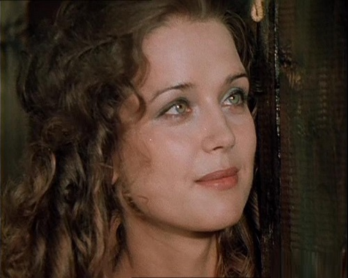 "Constantia in the adventure film ""The Three Musketeers"""
