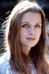 Beautiful Russian actress Irina Alferova
