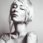 selfportrait by Maria Kuzmenkova