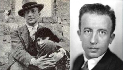 Paul Eluard and Gala