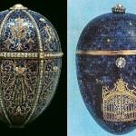Rare Faberge eggs