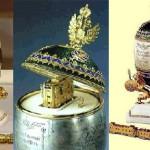 Easter Egg Her Imperial Majesty - Alexandra Feodorovna