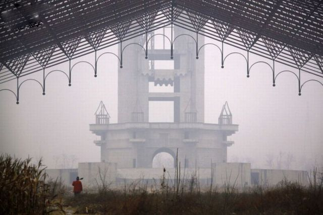 China's Ghost Disneyland