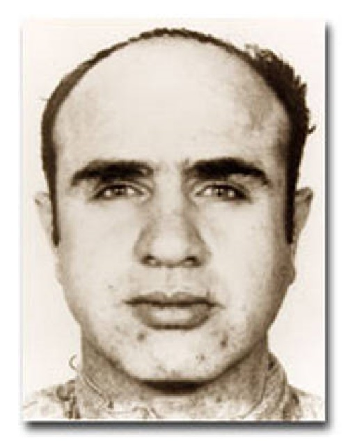 Famous American gangsters - Alphonse Gabriel Capone