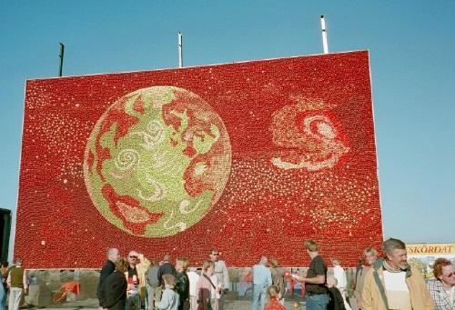 Apple Festival in Sweden