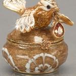 Bird jewellery box
