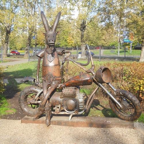 Amazing Zodiac Park in Russia