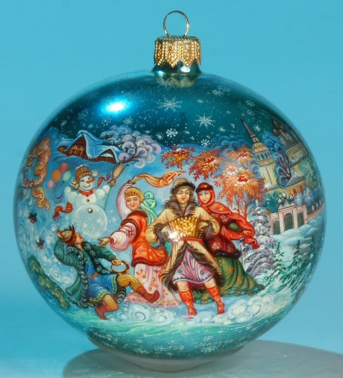 Christmas Ornaments Glass Balls