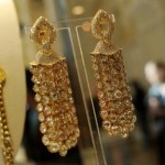 Stunning Diamond chandelier earrings by Bulgari (estimated price $150,000 -$200,000)