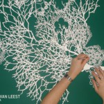 Filigree Paper Cut by Emma Van Leest