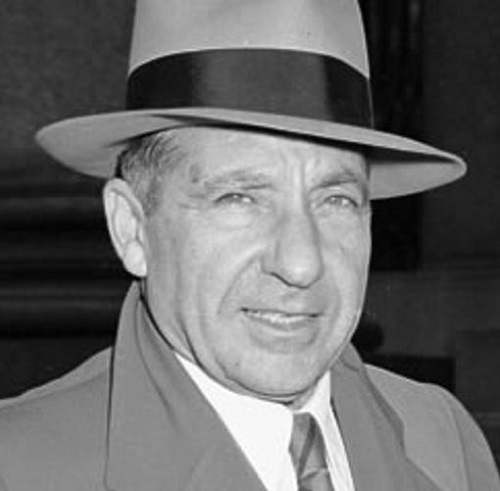 Frank Costello Famous American gangsters