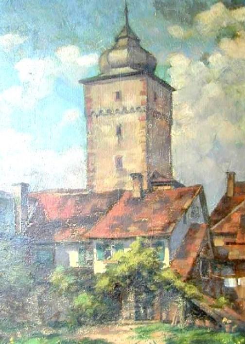 High Tower 1933