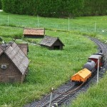 Park of Architectural Miniature models in Berlin