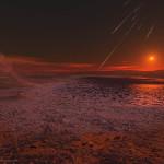 Solar System Red Planet Mars