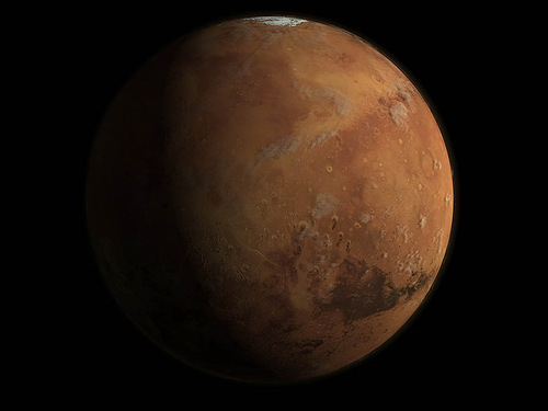 Solar System Red Planet Mars