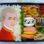 Beautiful Art of Lunch Box Food