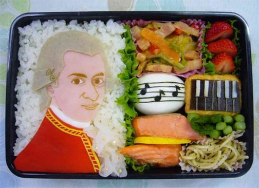 Art of Lunch Box Food