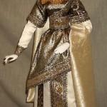 Georgian doll