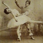 Olga Preobrazhenskaya as the Sugar Plum Fairy and Nikolai Legat as Prince Coqueluche