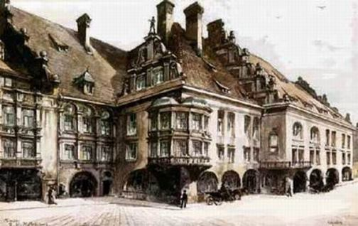 Paintings by Adolf Hitler