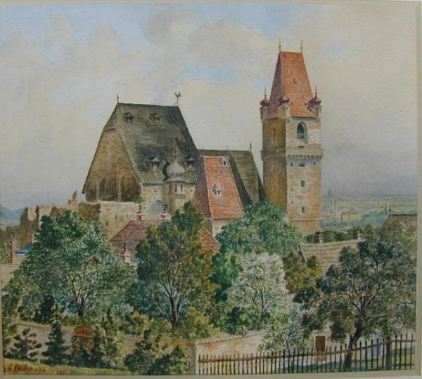 Perchtoldsdorf. 1910-1912