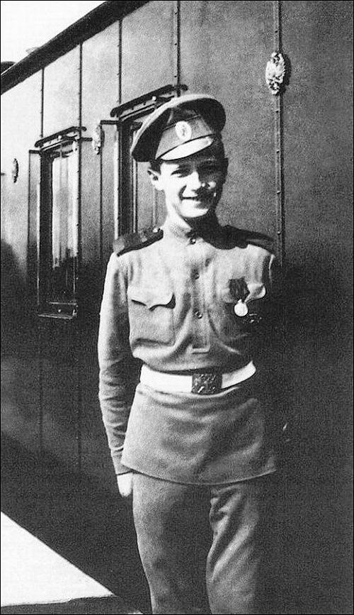 Prince Aleksey