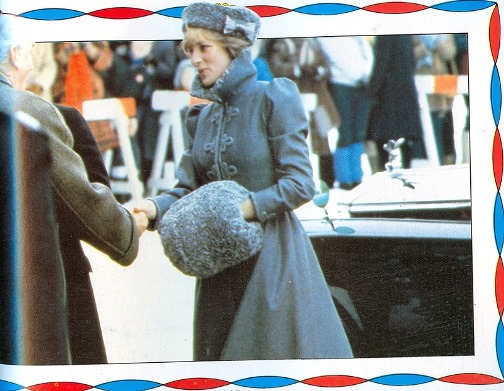 Princess Diana - rare cards