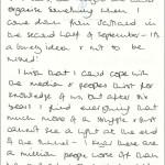 Princess Diana - rare letters