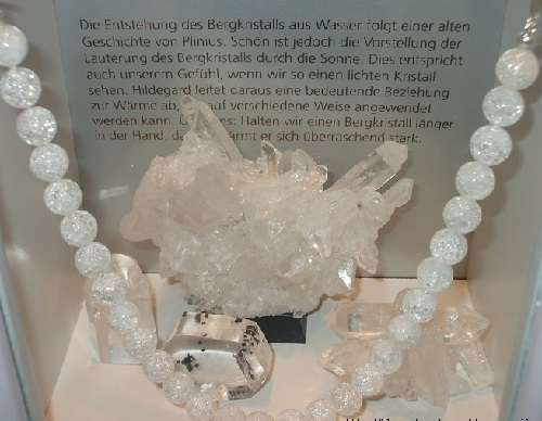 Kristallmuseum Riedenburg, Germany