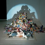 Tim Noble & Sue Webster Shadow Art