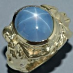 Highly prized as symbols of the supernatural, Sapphire