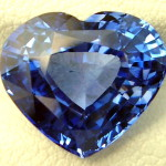 The ancient Persians believed that the blue of the sky comes from a giant sapphire