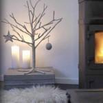 Scandinavian Christmas home decorations
