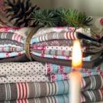 Home Textile Scandinavian Christmas