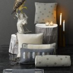 Textile and candles