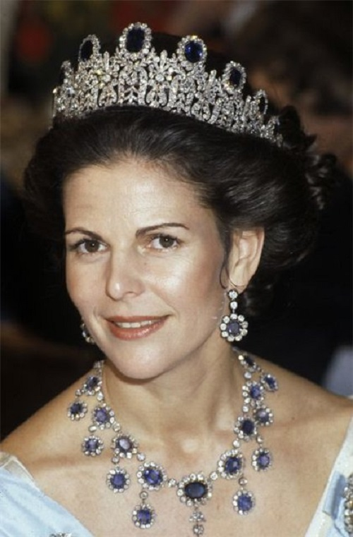 Sylvia, Queen of Sweden