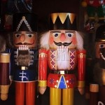 Wooden toys The Nutcracker