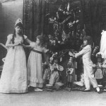 The Nutcracker ballet for Christmas season