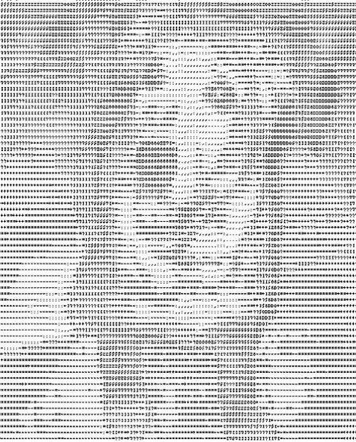 Paul Smith – The Father of ASCII art