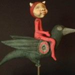 Vintage toys by American husband-and-wife team Dylan and Jo