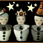Adorable Vintage toys by American husband-and-wife team Dylan and Jo