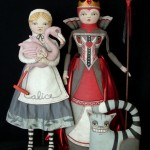 Beautiful Vintage toys by Dylan and Jo