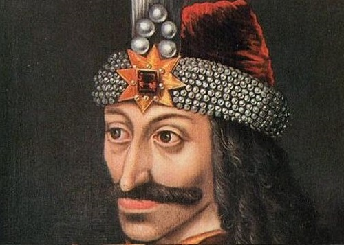 Vlad The Impaler. Twilight popularity