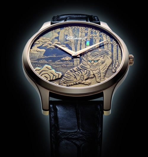 Chopard Luxury Watches Kiichiro Masumura