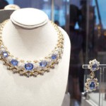 Beautiful diamond-and-sapphire set by Mouawad (estimated price $120,000-$150,000)