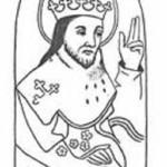 St Edward Sapphire